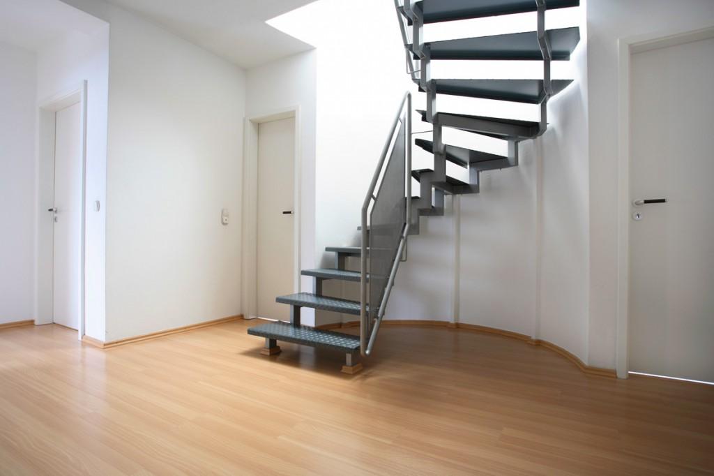 Escalier en métal
