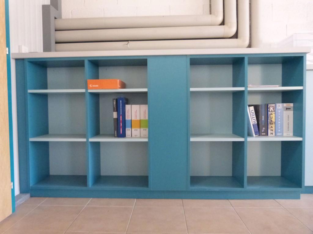 Meuble de bureau, plusieurs choix de couleurs à disposition ! Selon la collection KRONO SWISS