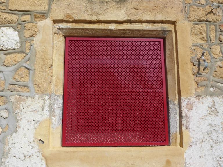 Grillage fenêtre 1